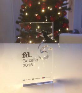FD Gazellen Award - Contact Planet International